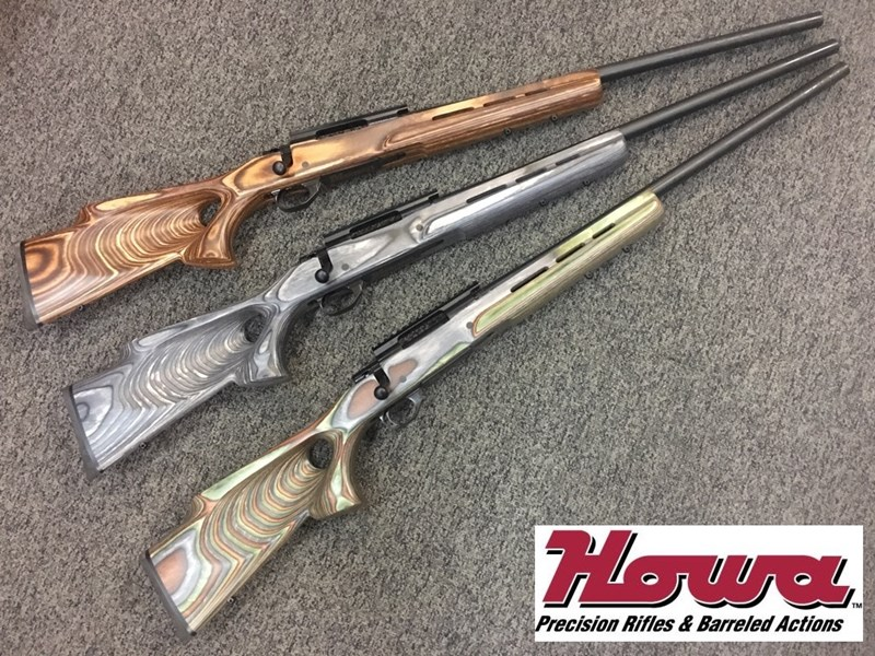 Howa 1500 stock options